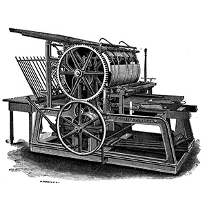 oldest-printer